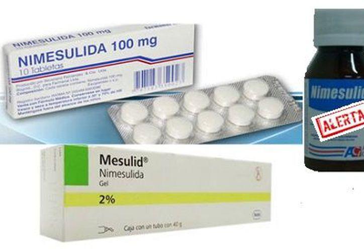 La Cofepris inició la comunicación con los titulares de los registros sanitarios de los medicamentos que en su formulación contengan Nimesulida. (Limpieza Facial)