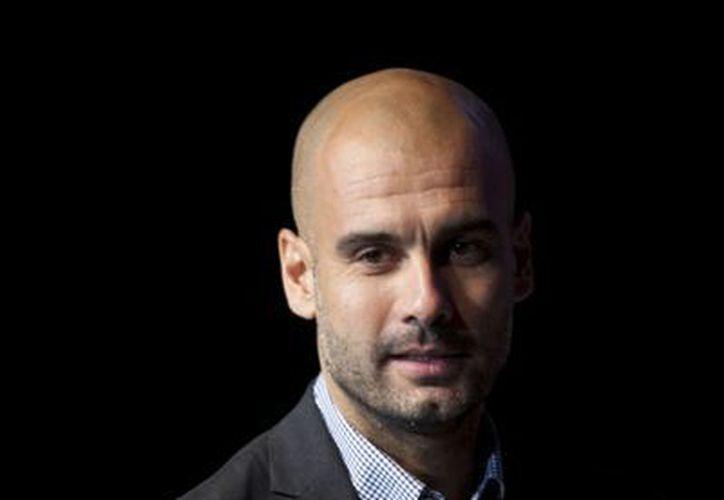 Guardiola, ex entrenador de FC Barcelona, se decantó finalmente por Bayern. (Agencias)