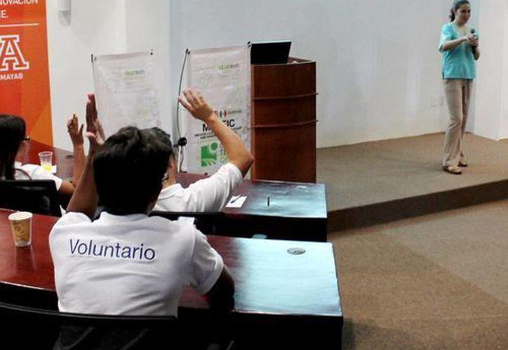 Este martes se llevó a cabo una primera presentación del Cleantech Challenge México. (Milenio Novedades)