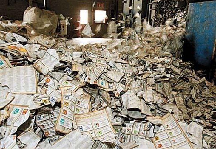 El reciclaje de 120 toneladas en una planta de Iztapalapa tendrá una bonificación de 240 mil pesos. (Milenio)