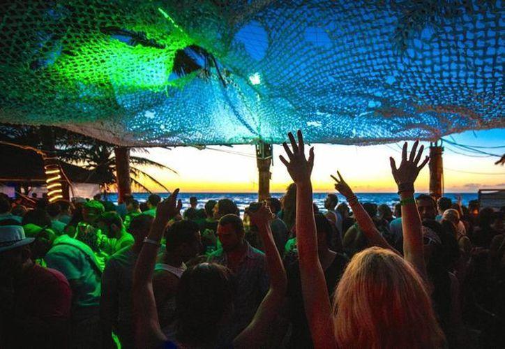 En Playa del Carmen se reúnen los Dj's, productores, revelaciones y profesionales de la industria que convergen a lo largo de 10 días durante el BPM. (Contexto/Internet)