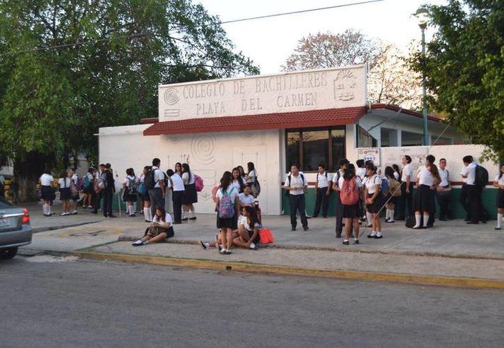 Para el próximo ciclo escolar se estrenarían cinco primarias. (Adrián Barreto/ SIPSE)