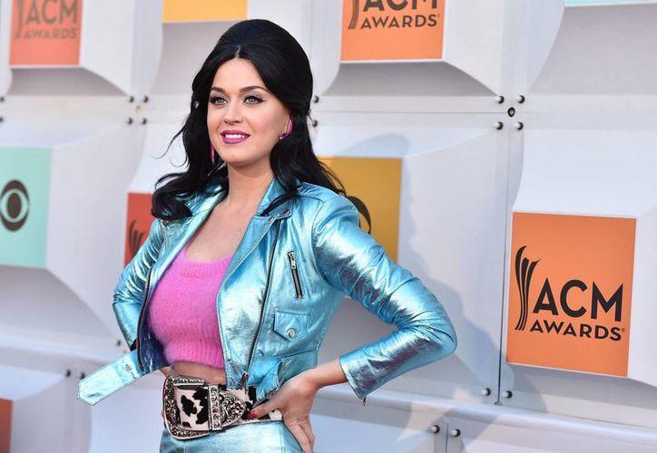 El nuevo tema de Katy Perry, Rise, es un himno al deportivismo y a los Juegos Olímpicos de Río de Janeiro 2016. La foto corresponde a abril de este año. (AP)