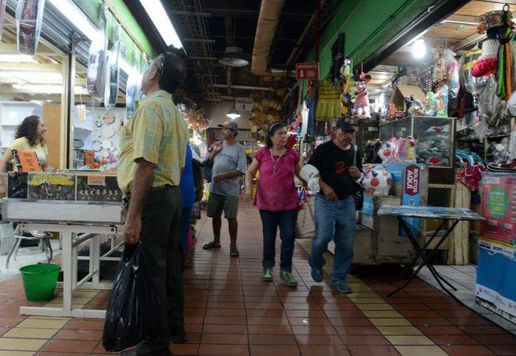 Imagen de contexto del tradicional Mercado Juárez, de Monterrey, Nuevo León. (Archivo/Notimex)