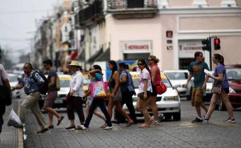 Mérida se ubicó en el lugar 12 entre los destinos más buscados a nivel mundial. (Archivo/Sipse)