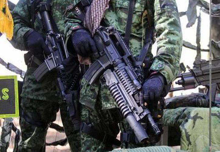 Bajo la presidencia de Miguel Alemán Valdés, se estableció el 19 de febrero como el Día del Ejército Mexicano. (Notimex)