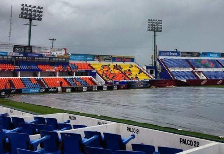 El evento se reanudará este domingo. (Foto: Cortesía/Leones de Yucatán)