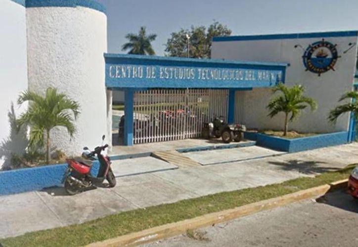 El de Cancún es una extensión del Cetmar Número 10 de Chetumal. (Redacción/SIPSE)