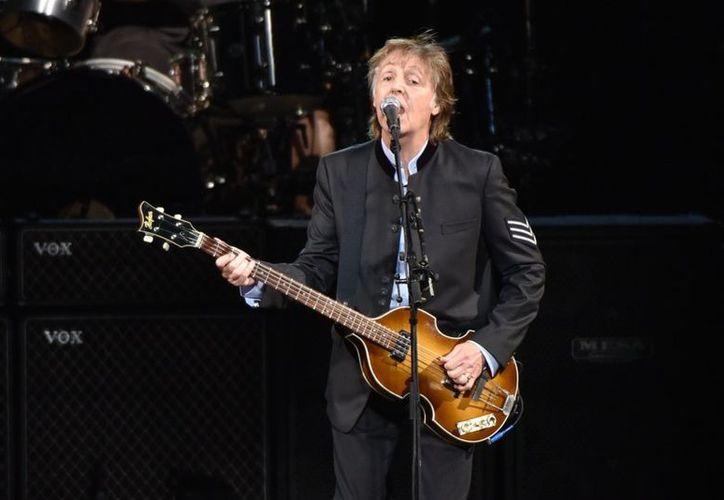 """""""Egypt Station"""" es el primer trabajo de Paul McCartney que aterriza directamente en el primer puesto. (vanguardia.com)"""