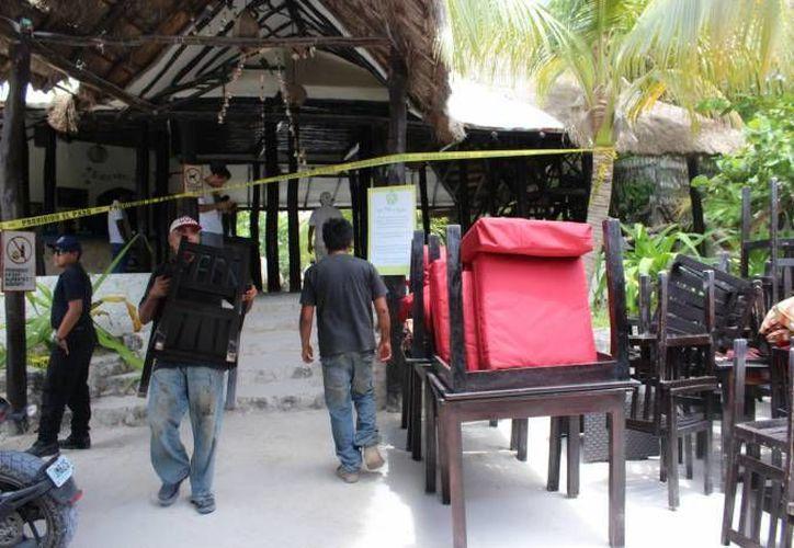 A mediados de este año, en el municipio de Tulum se presentaron varios casos de despojos. (Redacción/SIPSE)