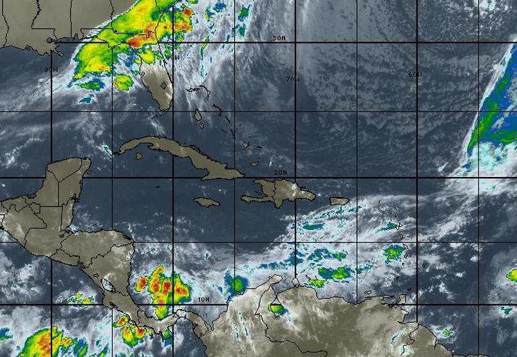 En Playa del Carmen hay un 20% de probabilidad de lluvias. (Redacción/SIPSE)