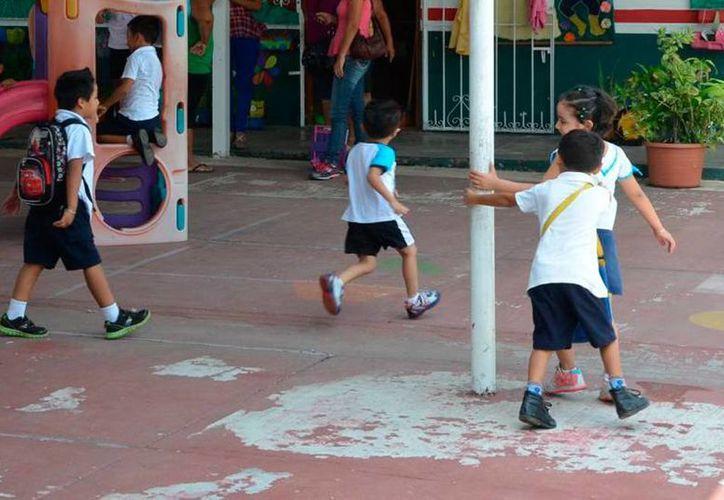 De acuerdo con la OMS, 7 de cada 100 niños tiene trastorno de déficit de atención e hiperactividad (TDAH). (Contexto/SIPSE)