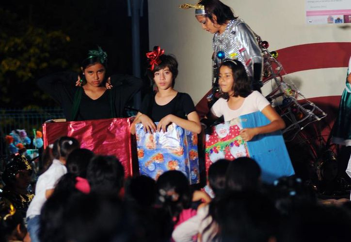 Alumnos harán una demostración de las actividades artísticas y culturales. (Cortesía/SIPSE)
