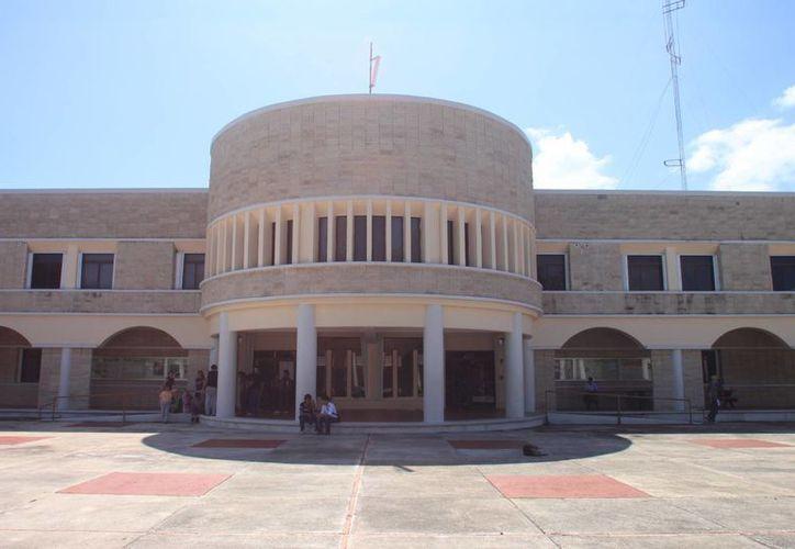 La ceremonia de inauguración se realizó en el auditorio Yuri Knorosov de la Universidad de Quintana Roo. (Archivo/SIPSE)