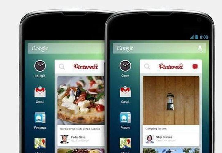 Pinterest sirve para guardar y compartir contenidos de tu interés, como ideas de decoración. (androidsis.com)