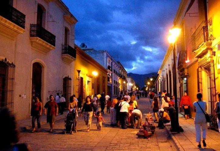 Refrendaron los lazos que unen a Oaxaca con el municipio de Benito Juárez. (Foto de Contexto/Internet)