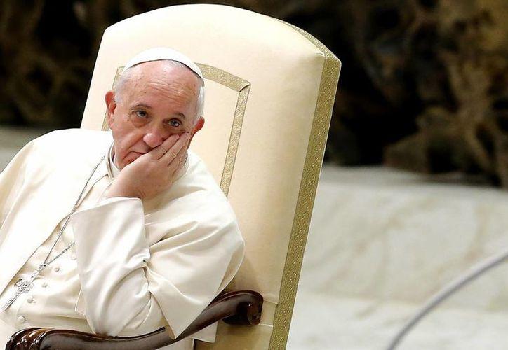 Papa Francisco: como en muchos otros países latinoamericanos, la historia de México no puede entenderse sin los valores cristianos que sustentan el espíritu de su pueblo. (EFE)