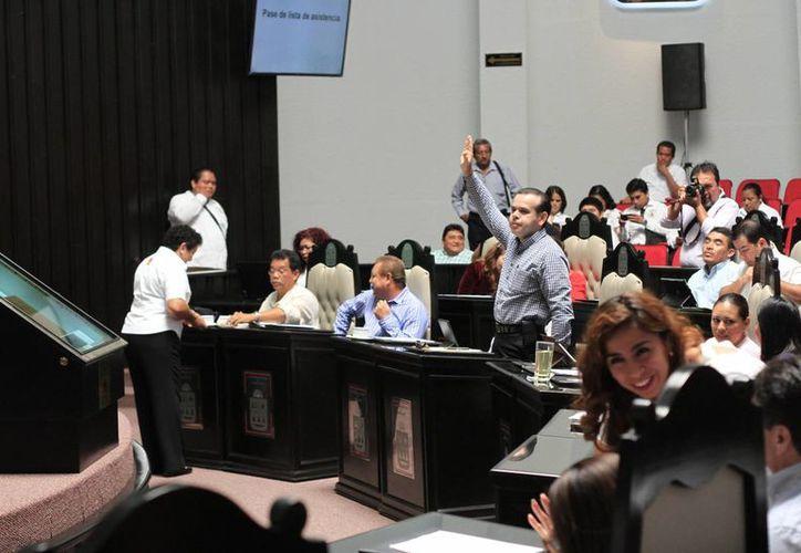 Nicolás Bravo no alcanza el mínimo requerido, detalló Pedro Flota Alcocer, presidente de la Diputación Permanente de la XIV Legislatura. (Gerardo Amaro/SIPSE)