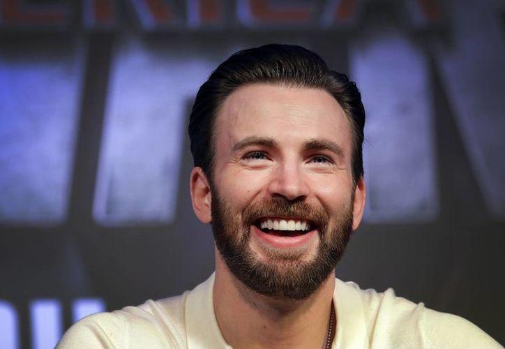 Chris Evans confiesa porque en primera instancia dudó en interpretar al Capitán América. (Imágenes/ AP)