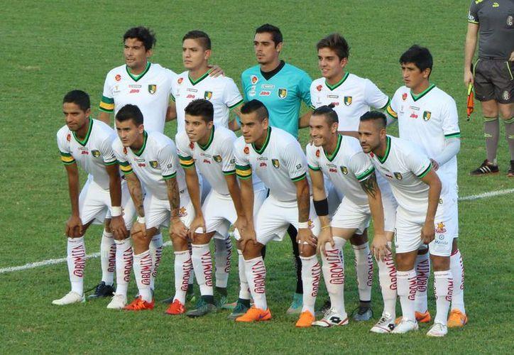 Venados FC Yucatán se presentó oficialmente ante su afición en un duelo donde pasaron muchos apuros para poder vencer a Pioneros de la segunda división.(José Acosta/Sipse)
