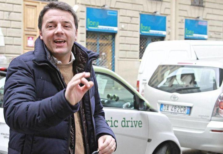 Matteo Renzi, líder del Partido Demócrata, podría ser el presidente del Gobierno más joven de la historia de Italia. (EFE)