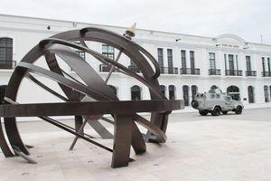 Museo Naval de México en el puerto de Veracruz