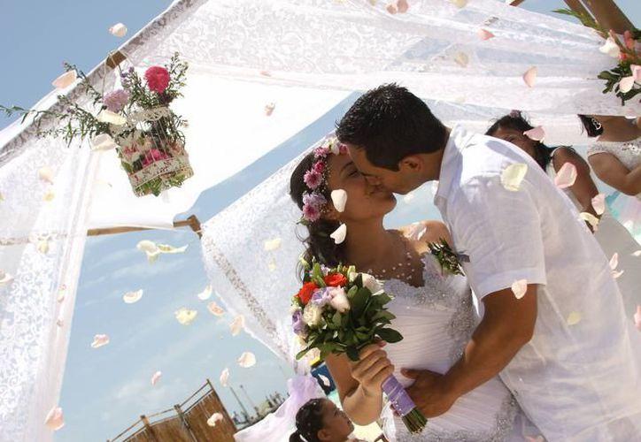 Los precios promedios de las bodas VIP en Yucatán van de los 10 a los 15 millones de pesos, al año por lo menos se realizan 20 bodas de ese tipo en la entidad. (SIPSE)