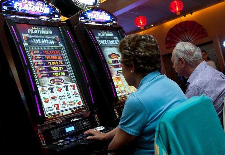 En la mira, la actividad de casinos en el país. (animalpolitico.com)