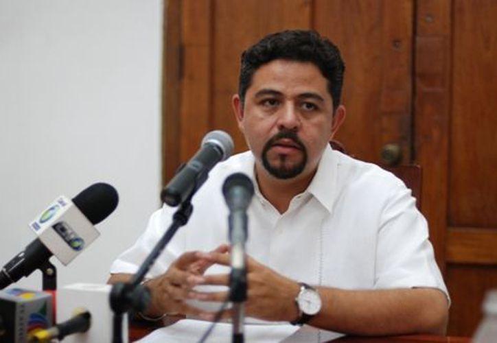 Sergio Cuevas González, exconsejero jurídico del Gobierno de Yucatán. (http://www.consejeria.yucatan.gob.mx)