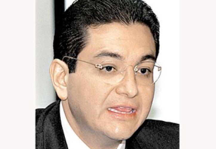 l ex director de Interpol-México, Rodolfo de la Guardia García. (Milenio)