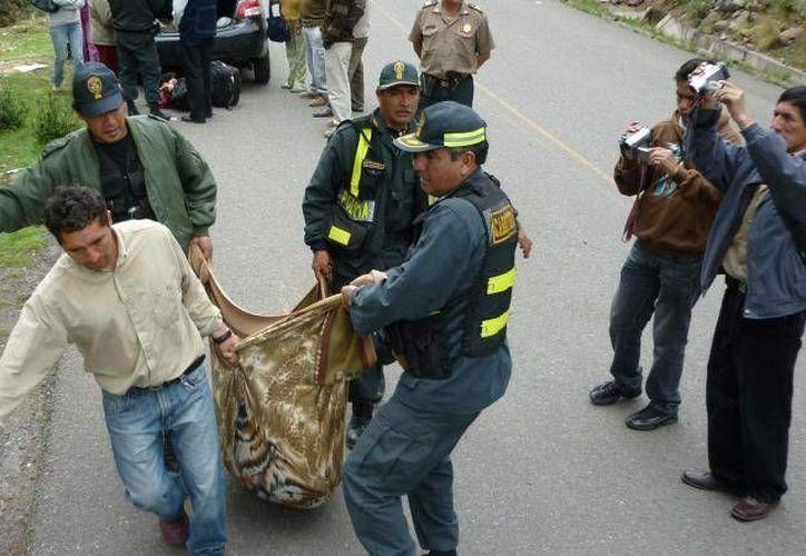 En Perú se registran cada año unos cinco mil accidentes de tránsito. (diariocorreo.pe)