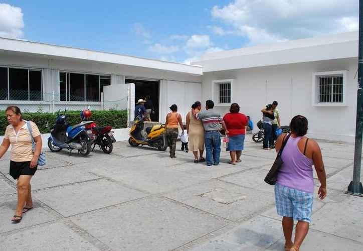 Los servicios normales de salud se reincorporarán el próximo martes 19. (Tomás Álvarez/SIPSE)