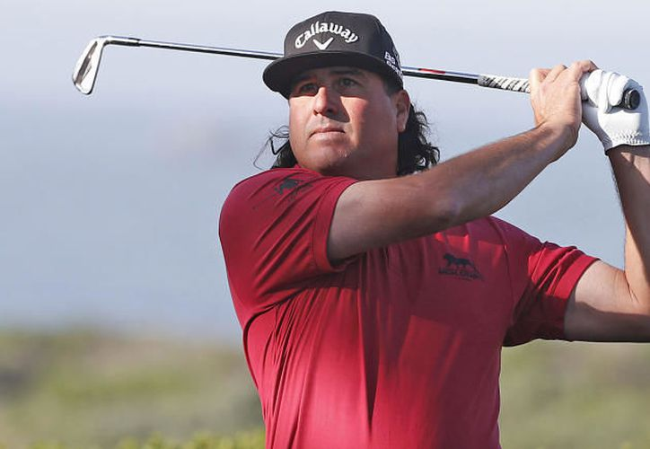 Pat Perez es el actual campeón del torneo de golf OHL Classic at Mayakoba. (CBS Sports).