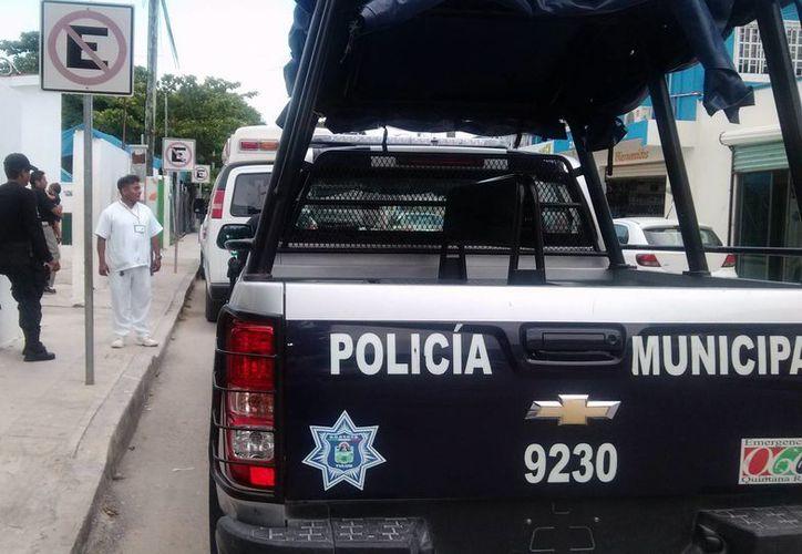 Es necesaria la colaboración entre la policía y la sociedad para frenar esta situación. (Rossy López/SIPSE)