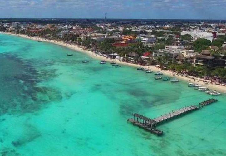La Reserva de la Biósfera del Caribe Mexicano iniciará entre los 100 y 200 metros a partir de la orilla del mar. (Archivo/SIPSE)