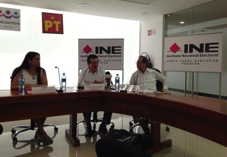 El INE anunció el inicio del debate para la redistritación electoral con miras a los comicios del 2018 en Yucatán. (Israel Cárdenas/SIPSE)