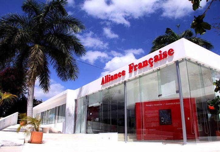 Los cursos de francés iniciarán en julio en las instalaciones de la Alianza francesa. (Milenio Novedades)