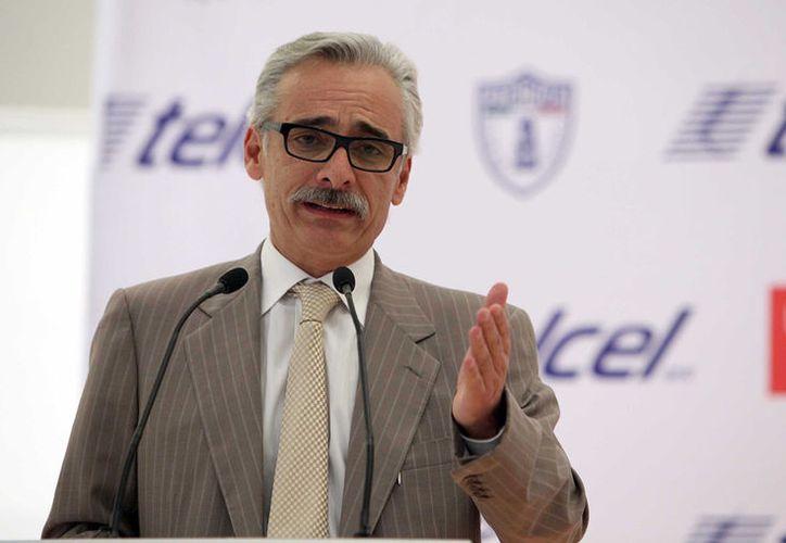 El presidente de Grupo Pachuca, Jesús Martínez ha salido a defender a su empresa. (Foto: Proceso)