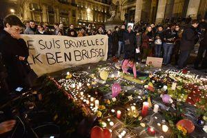 Bélgica viste de luto por atentados en Bruselas