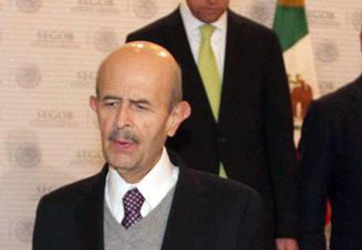 Vallejo: la administración estatal no tiene capacidad financiera para dar respuesta a las exigencias salariales del  Stspe. (Notimex/Foto de archivo)