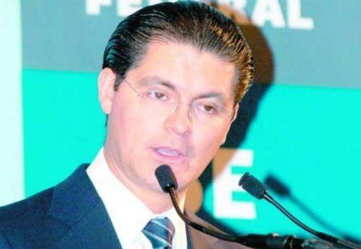 Jesús Villalobos López aseguró que el viaje era para promocionar la marca Pro Touch. (Notimex/Foto de archivo)
