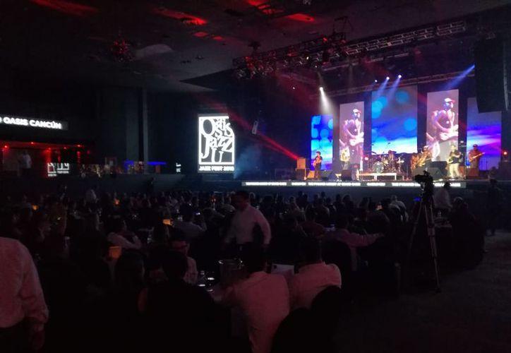 El festival lo abrió la banda San Juan Project, originarios de Guadalajara. (Faride Cetina)