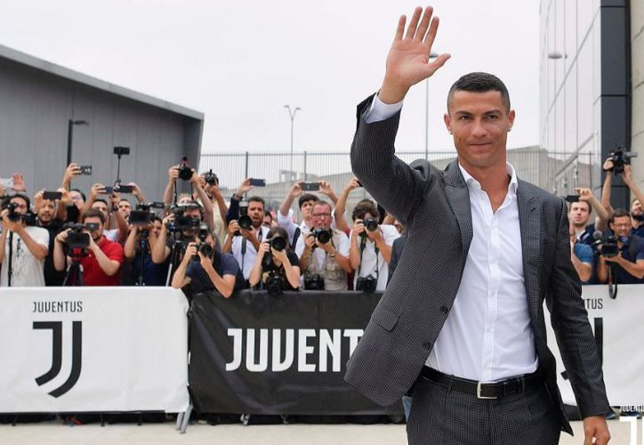 El jugador portugués dejó al Real Madrid tras nueve años en los que conquistó 16 trofeos. (Twitter: Juventus)