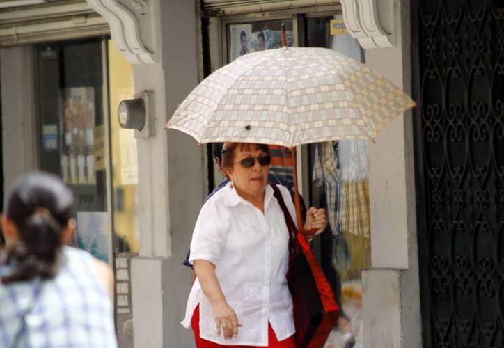 A pesar de las lluvias, continuarán las altas temperaturas. (Christian Ayala/SIPSE)