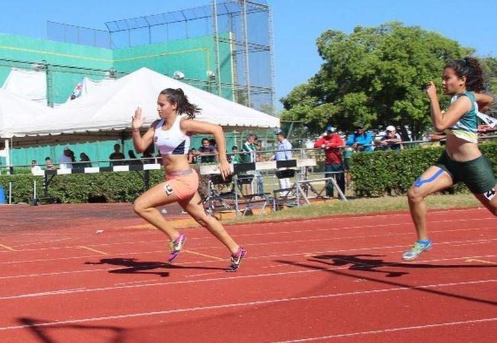 Lso atletas deberán prepararse cpn mayor intensidad y afinar detalles para la Olimpiada Nacional. (Redacción/SIPSE)