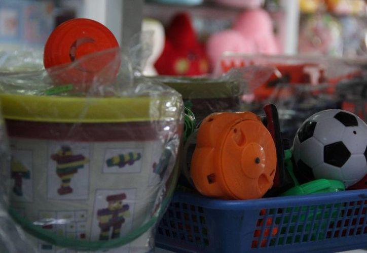 El organismo civil requiere de dulces, juguetes y alimento para realizar el evento. (Consuelo Javier/SIPSE)