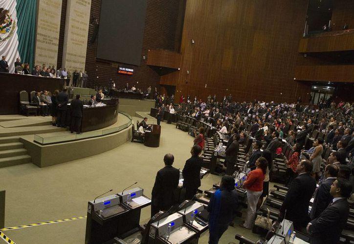 La Cámara de Diputados ordenó turnar la Ley Federal de Consulta Popular al Ejecutivo para su posterior entrada en vigor. (Notimex/Contexto)