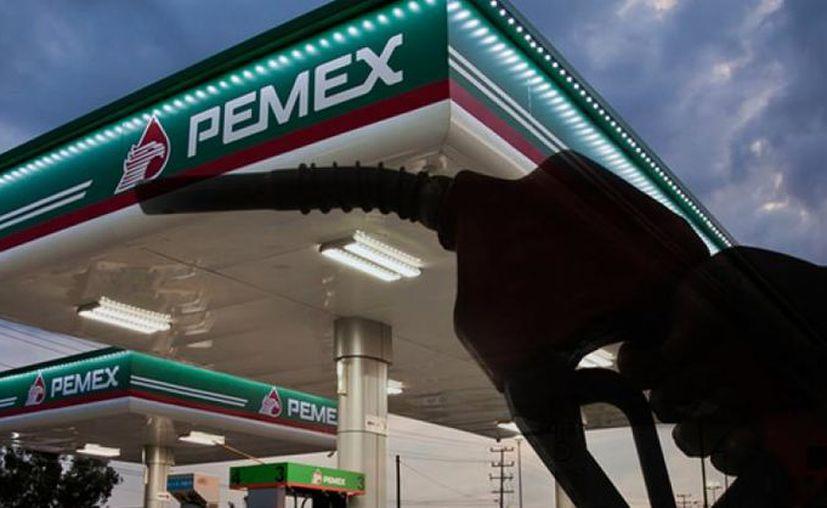 "Pemex negó categóricamente que vaya a haber un ""gasolinazo"". (Contexto/Internet)."