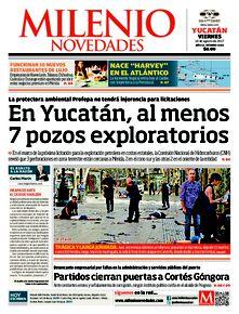 En Yucatán, al menos 7 pozos exploratorios