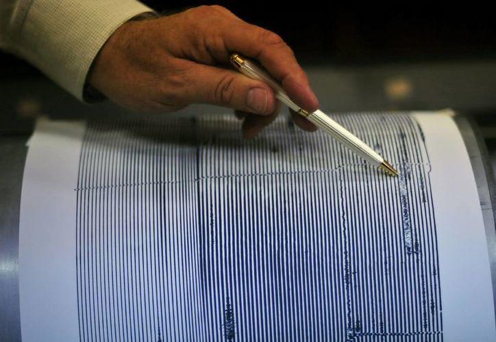El sismo se sintió en el Distrito Federal, Puebla y Guerrero. (SIPSE/Archivo)